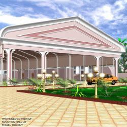 Hospitality Project Designs by Osmani Associates, Karimnagar, Telangana, INDIA